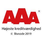 Kammalou - AAA Kredit rated i 2019